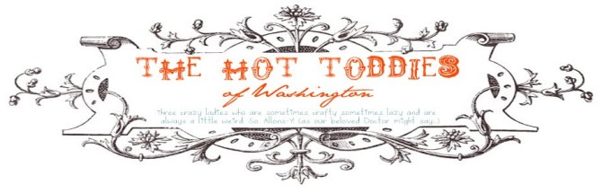 The Hot Toddies of WA logo